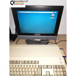 Amiga 500 completo.