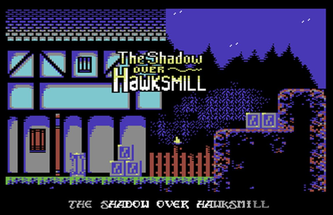 The Shadow Over Hawksmill
